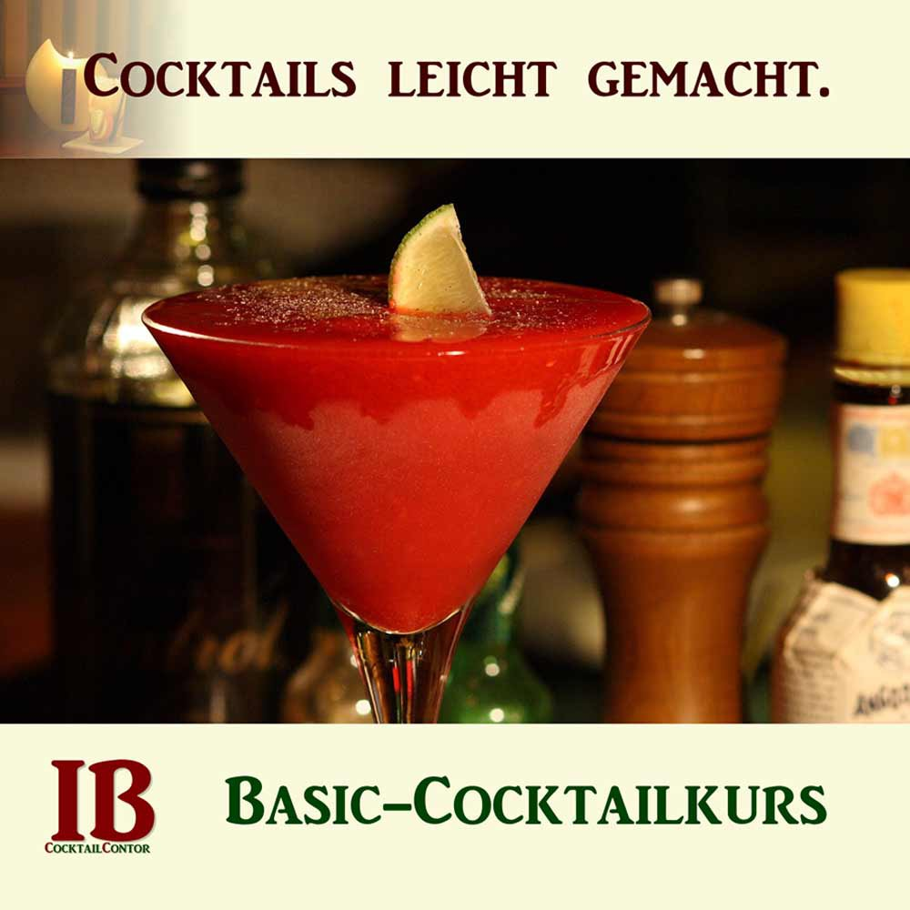 Basic-Cocktailkurs in Köln